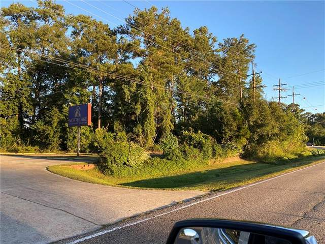 2602 N Causeway Blvd Frontage Road, Mandeville, LA 70471 (MLS #2271454) :: Turner Real Estate Group