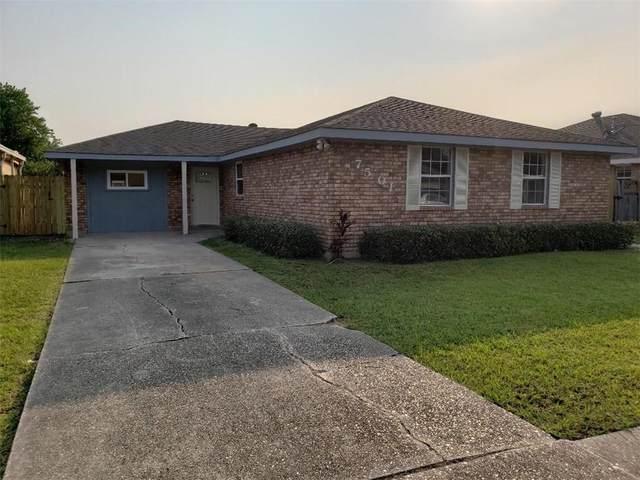 7501 Edward Street, New Orleans, LA 70126 (MLS #2271581) :: Turner Real Estate Group