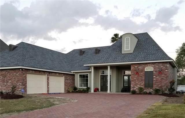 161 Dogwood Drive, Kenner, LA 70065 (MLS #2271624) :: Reese & Co. Real Estate