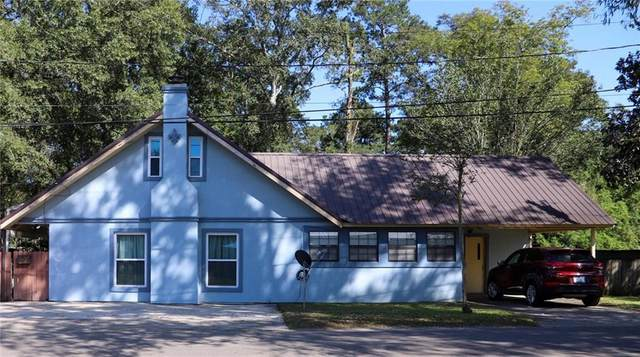 160 Ford Street, Ponchatoula, LA 70454 (MLS #2271645) :: Turner Real Estate Group