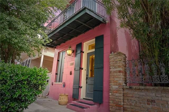 621 Mandeville Street, New Orleans, LA 70117 (MLS #2271647) :: Reese & Co. Real Estate