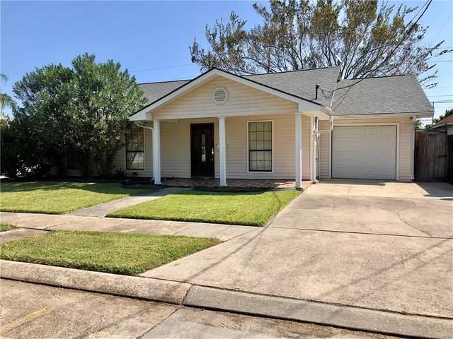 42 Azalea Drive, Gretna, LA 70053 (MLS #2271667) :: Reese & Co. Real Estate