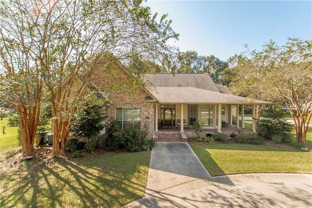 130 Mossy Oaks Drive, Slidell, LA 70458 (MLS #2271721) :: Reese & Co. Real Estate