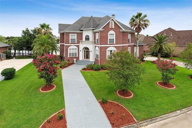 124 Islander Drive, Slidell, LA 70458 (MLS #2272005) :: Turner Real Estate Group