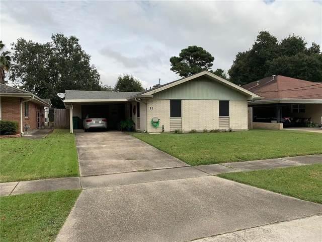 11 Beauregard Drive, Gretna, LA 70053 (MLS #2272077) :: Turner Real Estate Group