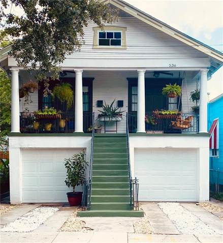 534 Bouny Street, New Orleans, LA 70114 (MLS #2272094) :: Reese & Co. Real Estate