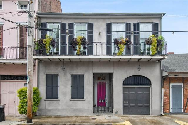 1415 Chartres Street, New Orleans, LA 70116 (MLS #2272129) :: Reese & Co. Real Estate
