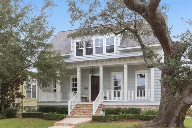 6838 Marshal Foch Street, New Orleans, LA 70124 (MLS #2272133) :: Turner Real Estate Group