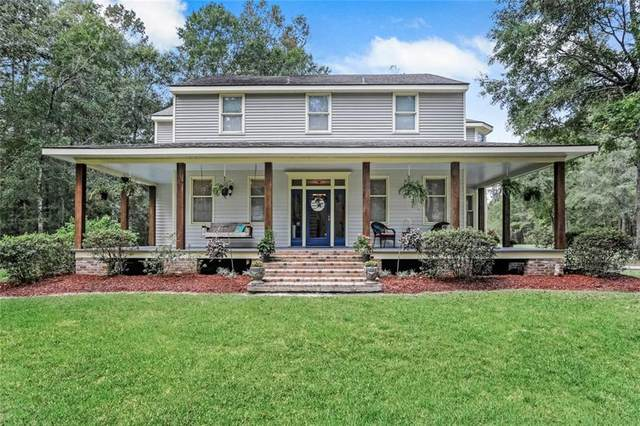 121 Branch Road, Slidell, LA 70461 (MLS #2272229) :: Watermark Realty LLC