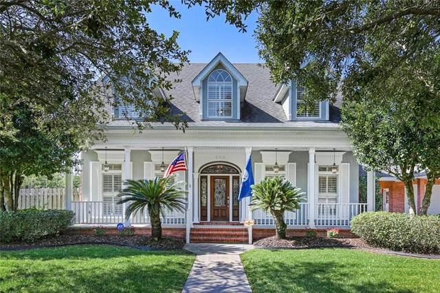 850 Jason Drive, Belle Chasse, LA 70037 (MLS #2272245) :: Reese & Co. Real Estate