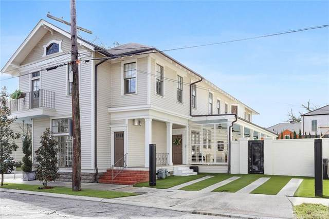 1400 Eighth Street, New Orleans, LA 70115 (MLS #2272249) :: Reese & Co. Real Estate