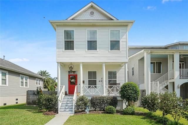 5869 Louisville Street, New Orleans, LA 70124 (MLS #2272288) :: Reese & Co. Real Estate