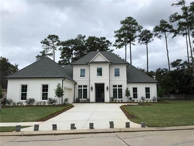 7 Mark Smith Drive, Mandeville, LA 70471 (MLS #2272355) :: Turner Real Estate Group