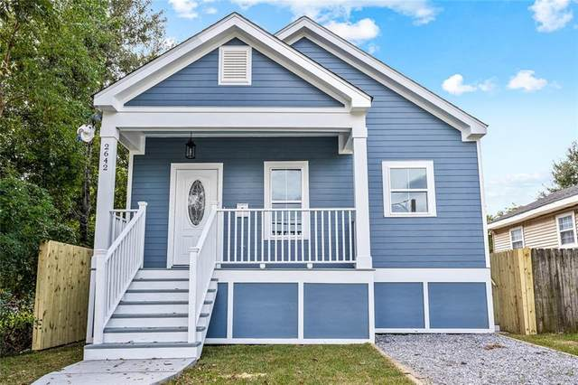 2642 Elder Street, New Orleans, LA 70122 (MLS #2272373) :: Reese & Co. Real Estate