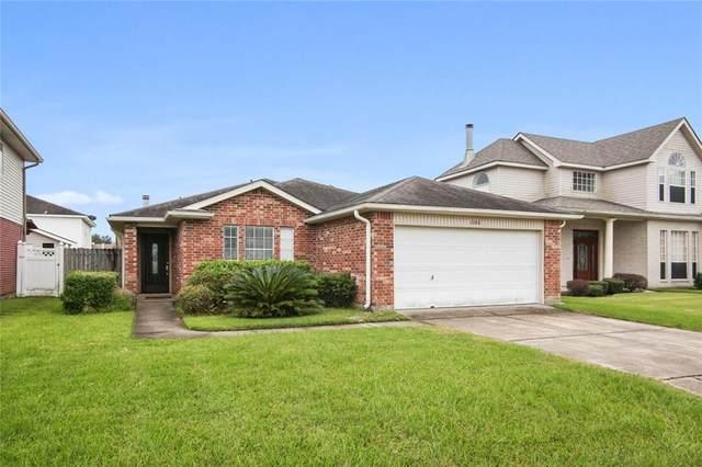 2106 N Village Green Street, Harvey, LA 70058 (MLS #2272382) :: Reese & Co. Real Estate