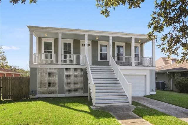 5418 Chatham Drive, New Orleans, LA 70122 (MLS #2272402) :: The Sibley Group