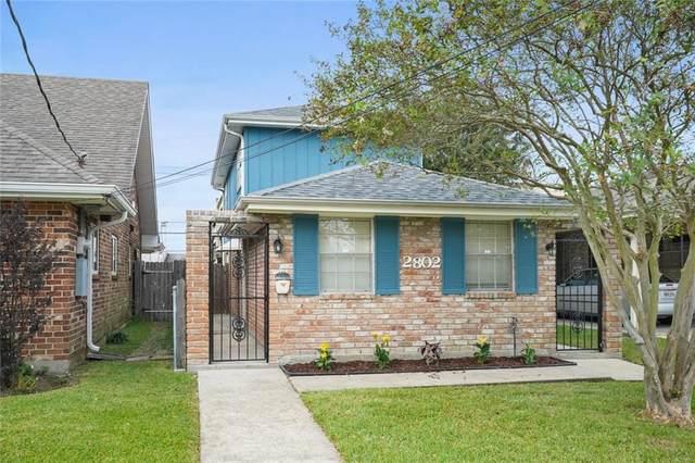 2802 Metairie Heights Avenue, Metairie, LA 70002 (MLS #2272433) :: Turner Real Estate Group