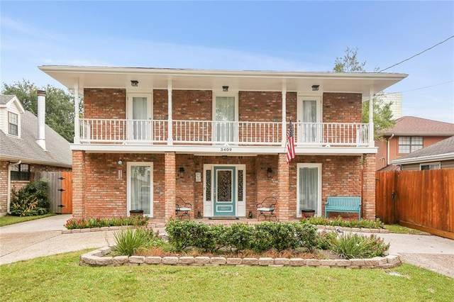 3409 8TH Street, Metairie, LA 70002 (MLS #2272443) :: Robin Realty