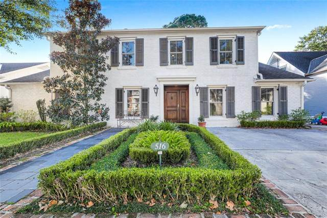 516 Betz Place, Metairie, LA 70005 (MLS #2272447) :: The Sibley Group