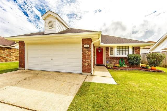 2540 Long Branch Drive, Marrero, LA 70072 (MLS #2272531) :: Turner Real Estate Group