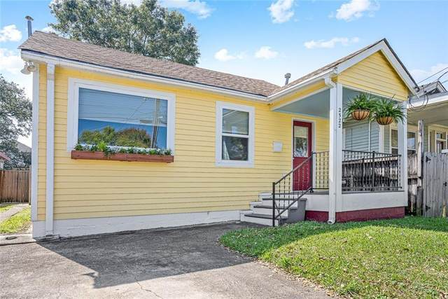 2522 Jasmine Street, New Orleans, LA 70122 (MLS #2272551) :: Reese & Co. Real Estate