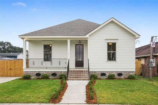 4439 Mendez Street, New Orleans, LA 70126 (MLS #2272589) :: Reese & Co. Real Estate