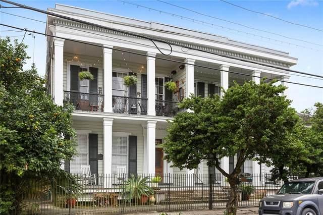 1122 Felicity Street #1, New Orleans, LA 70130 (MLS #2272607) :: Crescent City Living LLC