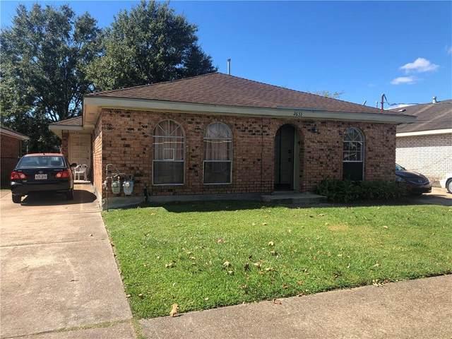2633 Helena Street, Kenner, LA 70062 (MLS #2272698) :: Reese & Co. Real Estate