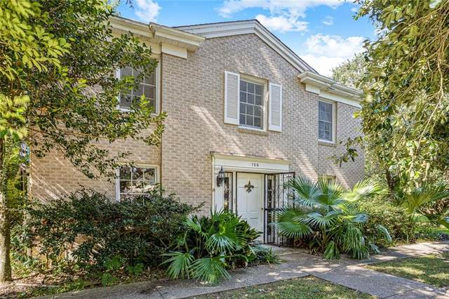 106 Egret Street, New Orleans, LA 70124 (MLS #2272735) :: The Sibley Group