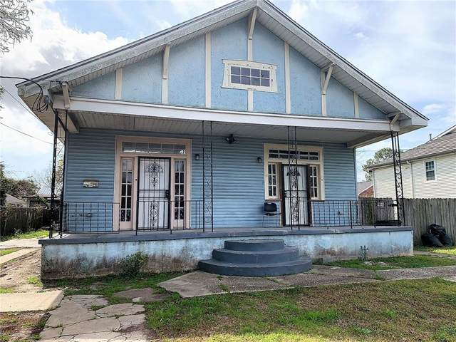 2716 Gladiolus Street, New Orleans, LA 70122 (MLS #2272784) :: Reese & Co. Real Estate