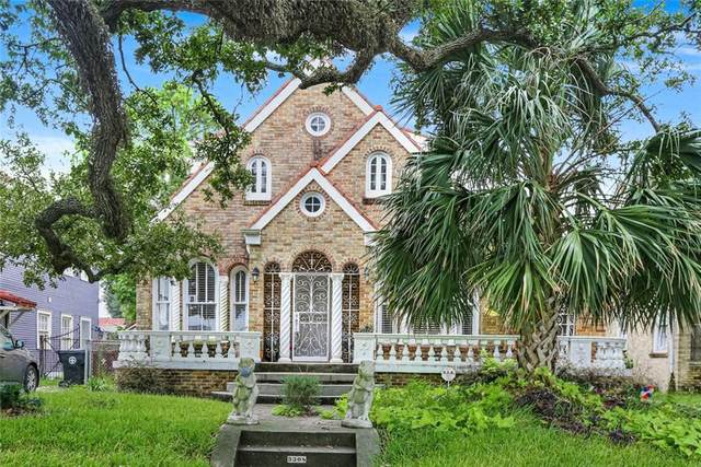 3308 Gentilly Boulevard, New Orleans, LA 70122 (MLS #2272787) :: Reese & Co. Real Estate