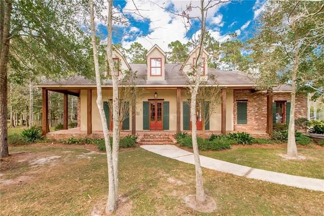 540 Pelican Ridge Drive, Madisonville, LA 70447 (MLS #2272791) :: Turner Real Estate Group
