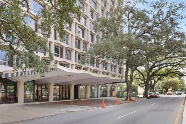 2100 St Charles Avenue 9G, New Orleans, LA 70130 (MLS #2272812) :: Crescent City Living LLC