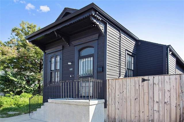 1411 St Bernard Avenue, New Orleans, LA 70116 (MLS #2272829) :: Reese & Co. Real Estate