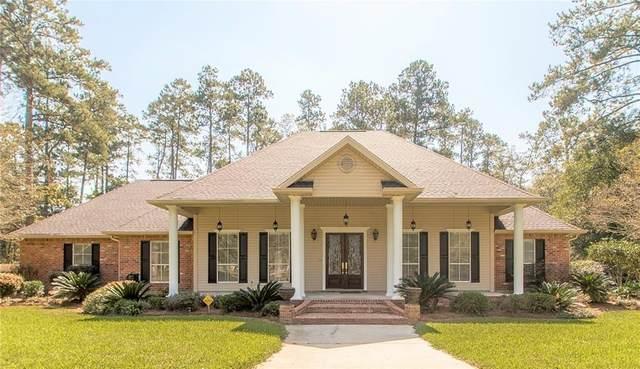 12266 Northwood Drive, Hammond, LA 70401 (MLS #2272841) :: Turner Real Estate Group
