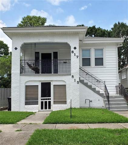 815-817 Louque Place, New Orleans, LA 70124 (MLS #2272920) :: The Sibley Group