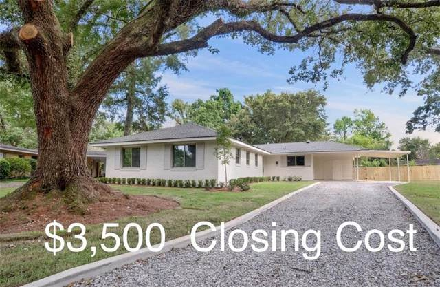 5170 Woodside Drive, Baton Rouge, LA 70808 (MLS #2272927) :: Reese & Co. Real Estate