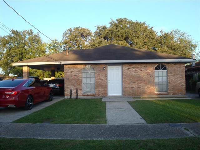 2630 Augusta Street, Kenner, LA 70062 (MLS #2272951) :: Top Agent Realty