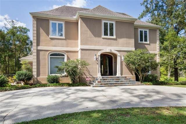 109 Blackbeard Drive, Slidell, LA 70461 (MLS #2272982) :: The Sibley Group