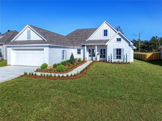 208 Hidden Creek Boulevard, Covington, LA 70433 (MLS #2273009) :: Reese & Co. Real Estate