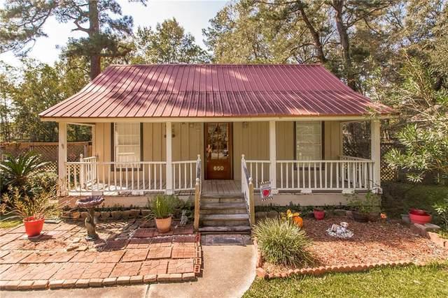 650 Kathleen Drive, Ponchatoula, LA 70454 (MLS #2273030) :: Turner Real Estate Group