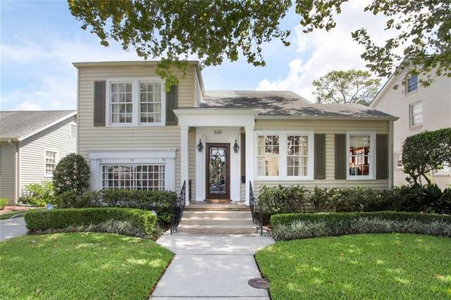 535 Homestead Avenue, Metairie, LA 70005 (MLS #2273055) :: Nola Northshore Real Estate