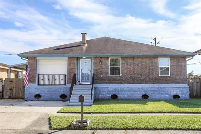 5305 Tulip Court, Marrero, LA 70072 (MLS #2273081) :: Turner Real Estate Group