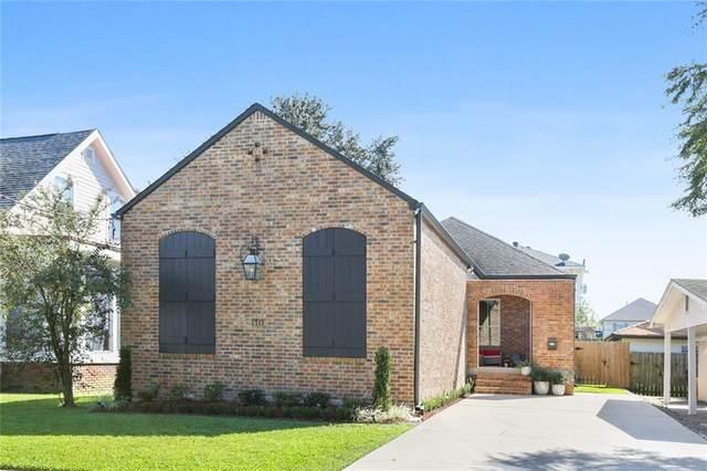 110 Sharon Drive, New Orleans, LA 70124 (MLS #2273129) :: Turner Real Estate Group