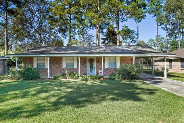 253 Robinhood Drive, Covington, LA 70433 (MLS #2273177) :: Robin Realty