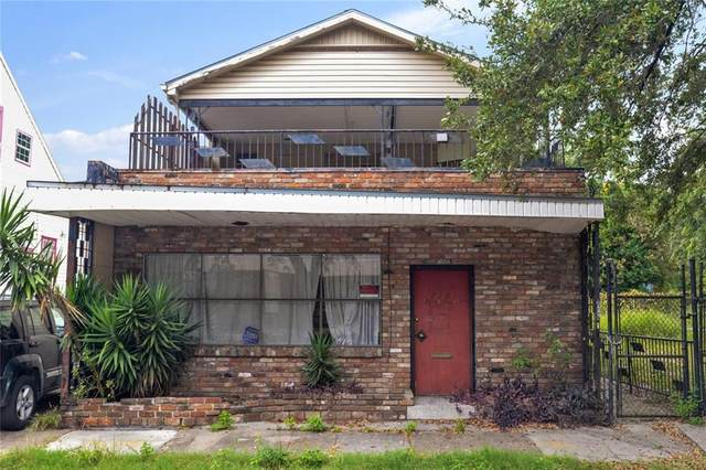 710 Poland Avenue, New Orleans, LA 70117 (MLS #2273243) :: Reese & Co. Real Estate