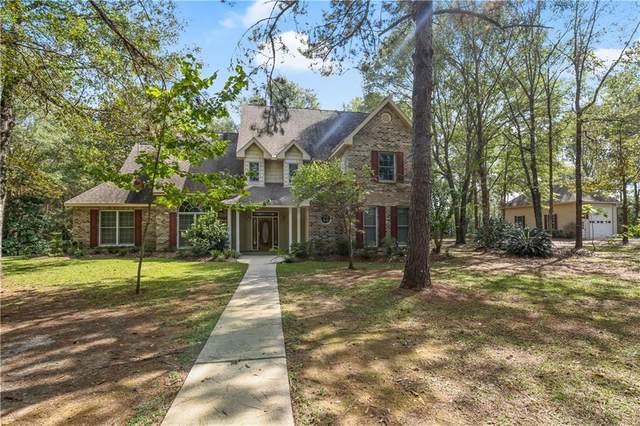 85494 N. Lee (Hwy 1129) Road, Covington, LA 70435 (MLS #2273265) :: Turner Real Estate Group
