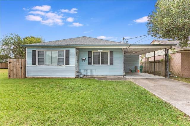 409 Oaklawn Drive, Metairie, LA 70005 (MLS #2273274) :: The Sibley Group