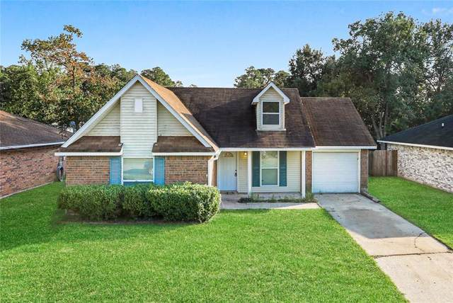 417 Portsmouth Drive, Slidell, LA 70460 (MLS #2273290) :: The Sibley Group