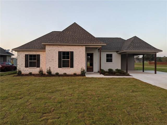 18239 Red Wolf Trail, Loranger, LA 70446 (MLS #2273310) :: Nola Northshore Real Estate